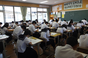 期末テスト3日目,テスト科目は残り3科目です。